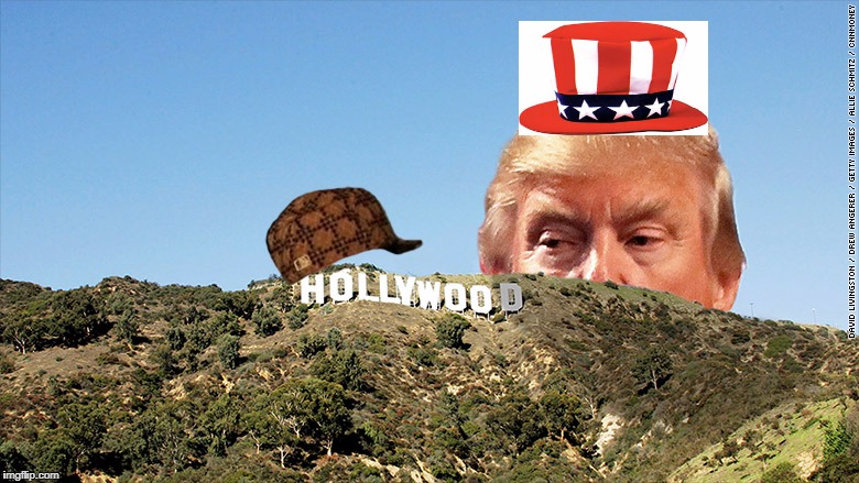 The Hats Speak For Themselves | image tagged in hollywood,hollywood liberals | made w/ Imgflip meme maker