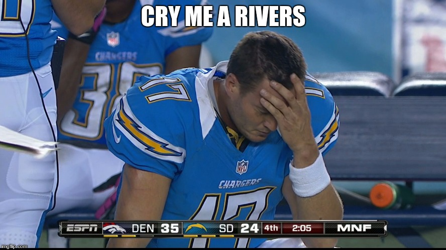 Image Tagged In Sad Philip Rivers Imgflip