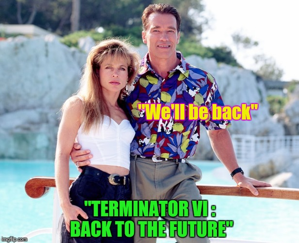 ". . . or ""Everyday is Judgement Day"" 