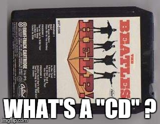 "WHAT'S A ""CD"" ? 