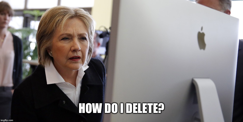 HOW DO I DELETE? | made w/ Imgflip meme maker