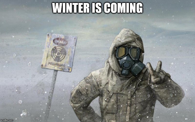 WINTER IS COMING | made w/ Imgflip meme maker