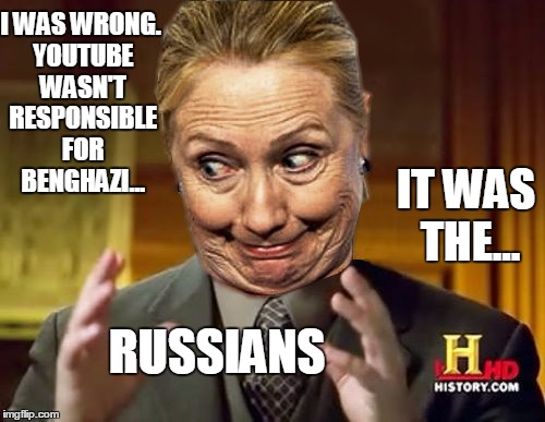 "Hillary's ""What Happened"" Page 215: 