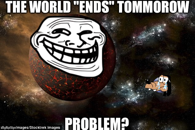"As stated by ""NASA"" or really, CNN 