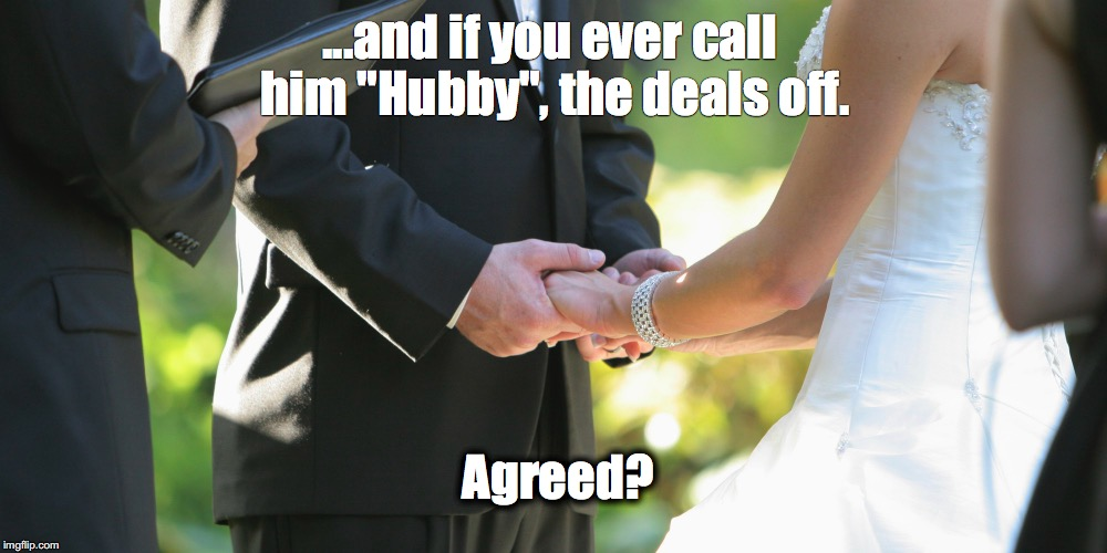 """Hubby"" 