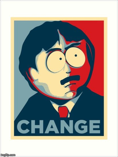 Randy Marsh For President! | image tagged in memes,funny,south park,randy marsh,politics,president | made w/ Imgflip meme maker