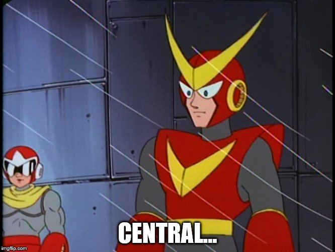 CENTRAL... | made w/ Imgflip meme maker