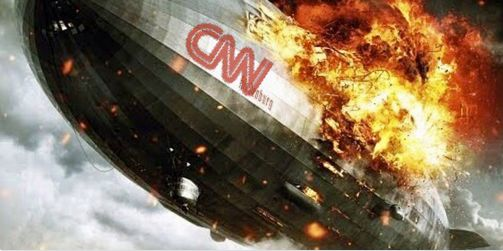 CNN Blimp Meme Template
