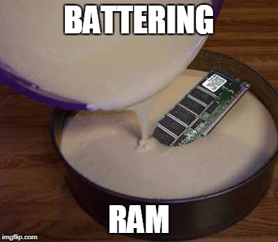 BATTERING RAM | image tagged in cake | made w/ Imgflip meme maker