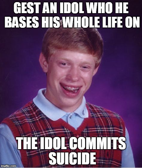"I see that Brian was a great fan of Chester Bennington,Per ""Dead"" Ohlin and Kurt Cobain 