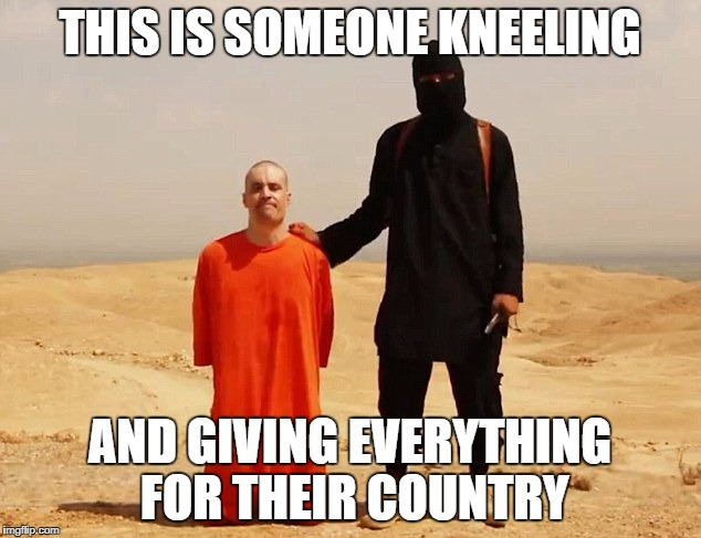 This is kneeling for your country | THIS IS SOMEONE KNEELING AND GIVING EVERYTHING FOR THEIR COUNTRY | image tagged in real,kneel,nfl memes,patriot | made w/ Imgflip meme maker