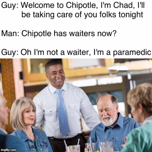 Chipotle | image tagged in restaurant | made w/ Imgflip meme maker