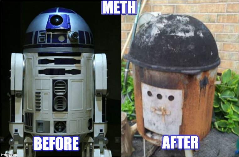 METH BEFORE AFTER | made w/ Imgflip meme maker
