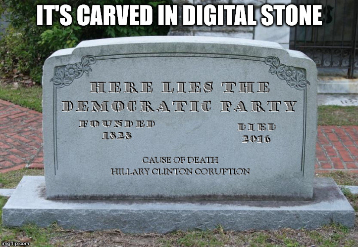 IT'S CARVED IN DIGITAL STONE | made w/ Imgflip meme maker