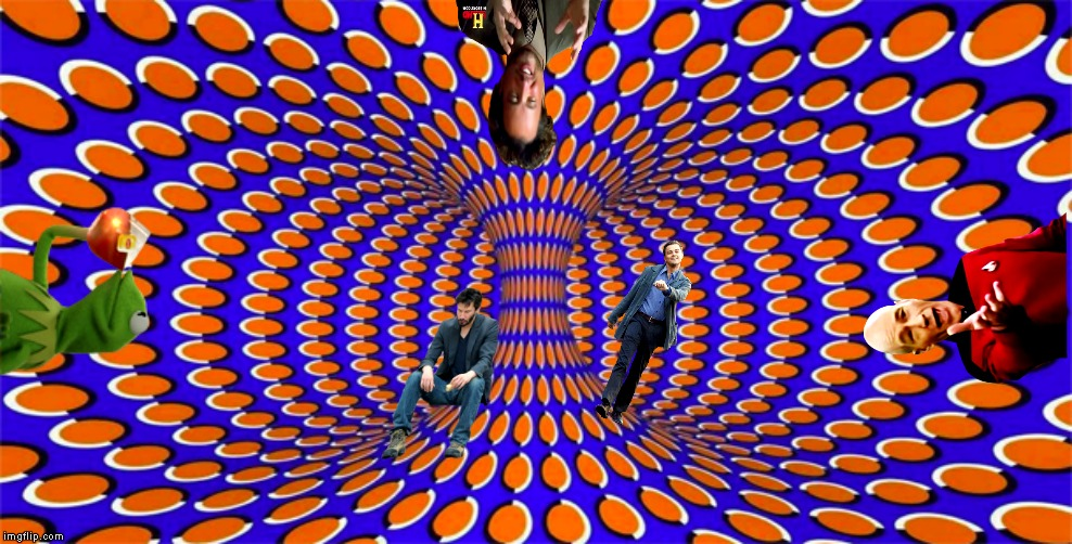 These are fun... | image tagged in optical illusion,so so dank | made w/ Imgflip meme maker