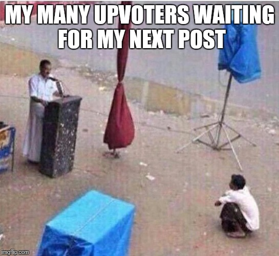 "I have ""pie in the sky"" expectations 