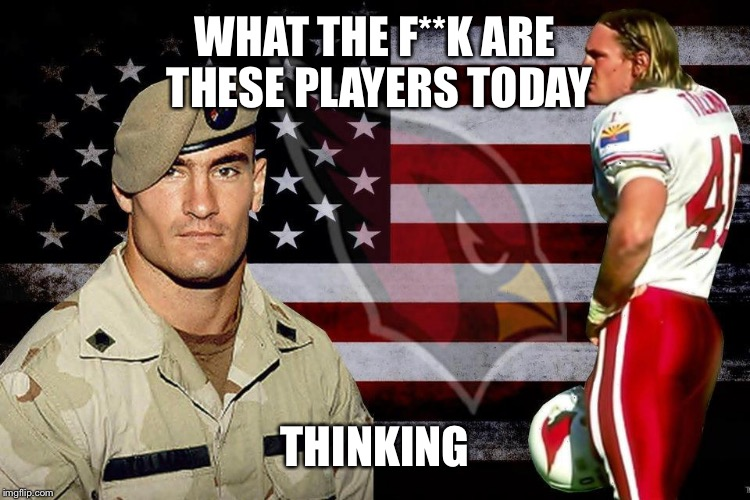 WHAT THE F**K ARE THESE PLAYERS TODAY THINKING | made w/ Imgflip meme maker
