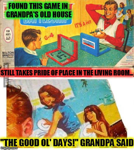 "A Long Gone ""Family"" Era... 
