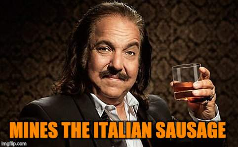 MINES THE ITALIAN SAUSAGE | made w/ Imgflip meme maker