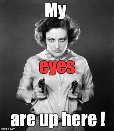 "Joan Crawford, in ""Montana Moon"" (1930), demonstrates that confusion on men's part is nothing new, alas. 