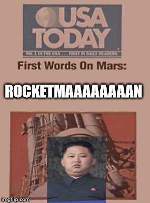 ROCKETMAAAAAAAAN | made w/ Imgflip meme maker