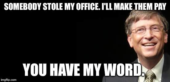 Quote Meme Inspiration Bill Gates Fake Quote Imgflip