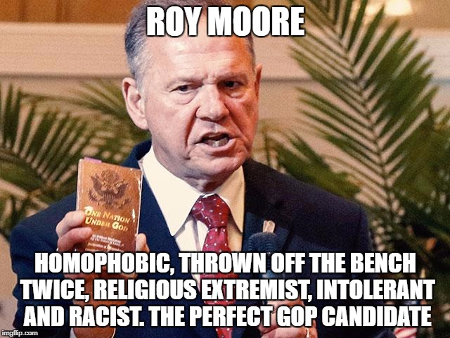 1wln4p image tagged in roy moore alabama imgflip