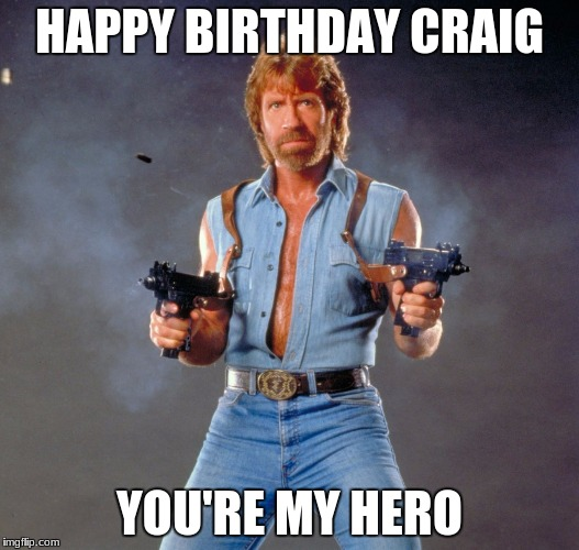 Chuck Norris Guns Meme