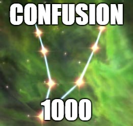CONFUSION 1000 | image tagged in skyrim skill tree | made w/ Imgflip meme maker