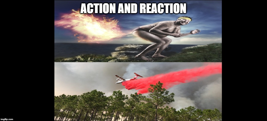 Sorry for bad work,its just windows painting :D | ACTION AND REACTION | image tagged in fart,plane,action,i dont care,no shit,the most interesting man in the world | made w/ Imgflip meme maker