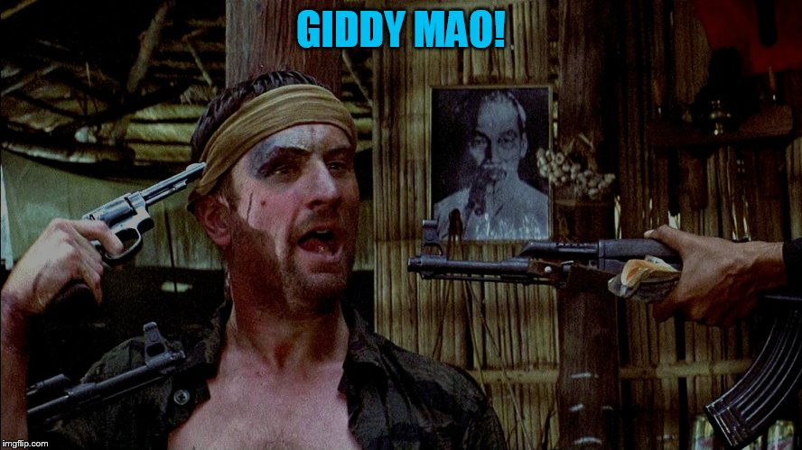 GIDDY MAO! | made w/ Imgflip meme maker