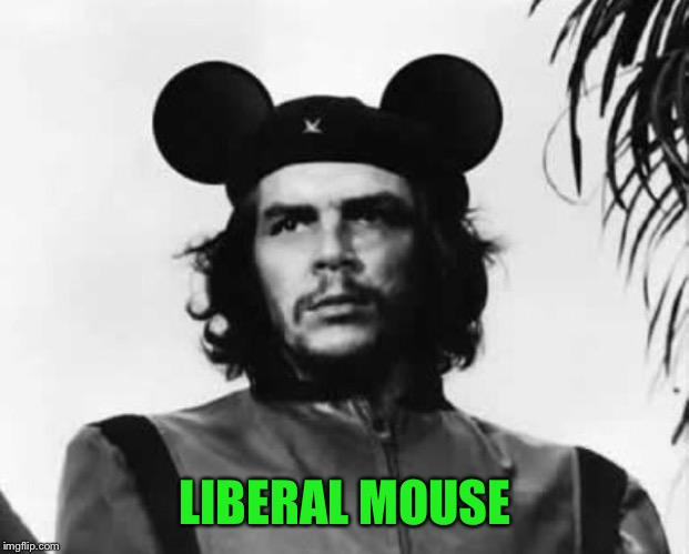 LIBERAL MOUSE | made w/ Imgflip meme maker