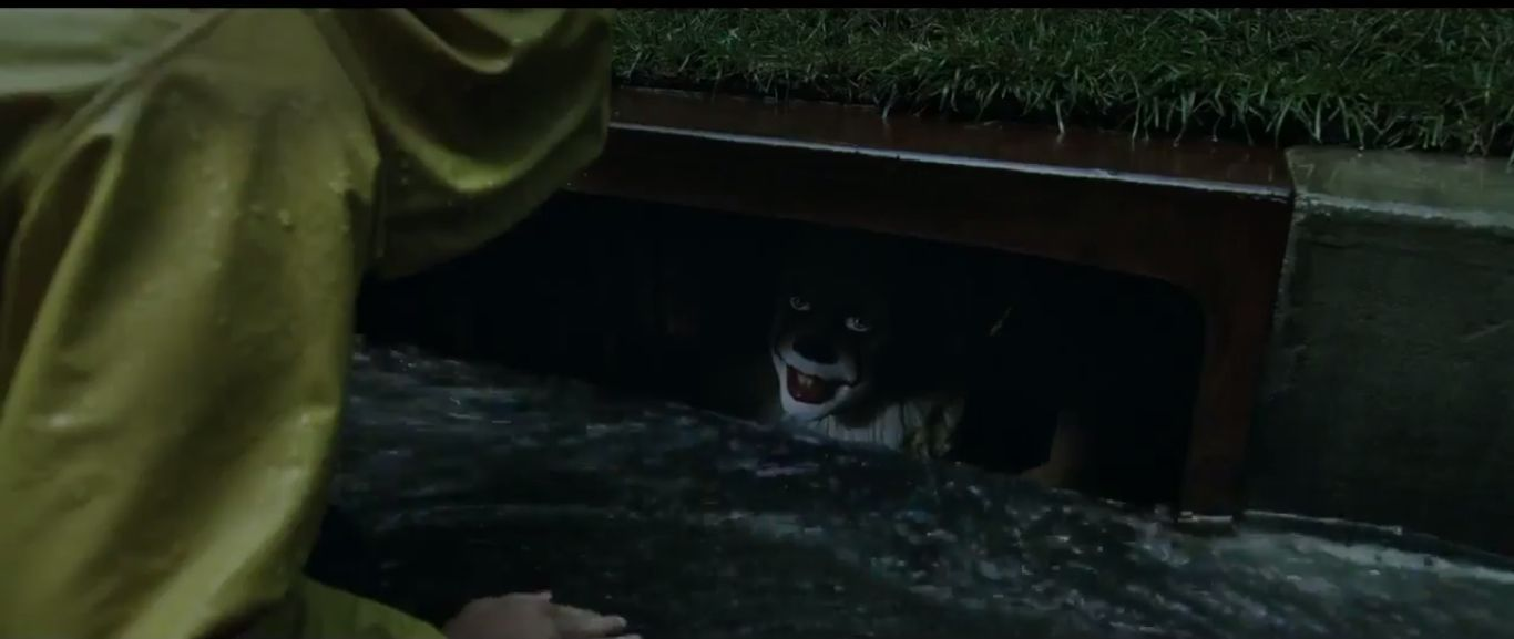 It Sewer Pennywise Georgie Blank Template Imgflip