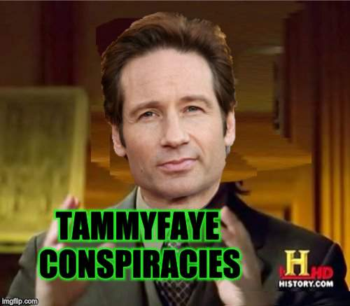 Fox Aliens | TAMMYFAYE CONSPIRACIES | image tagged in fox aliens | made w/ Imgflip meme maker