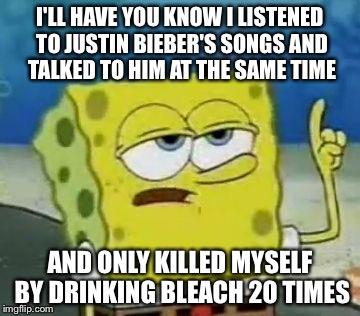 Ill Have You Know Spongebob Meme Imgflip