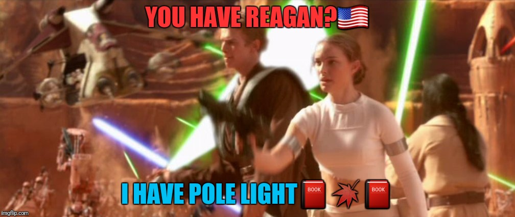 YOU HAVE REAGAN? | made w/ Imgflip meme maker