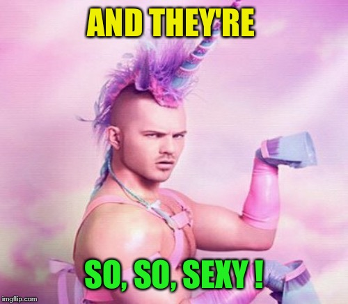AND THEY'RE SO, SO, SEXY ! | made w/ Imgflip meme maker