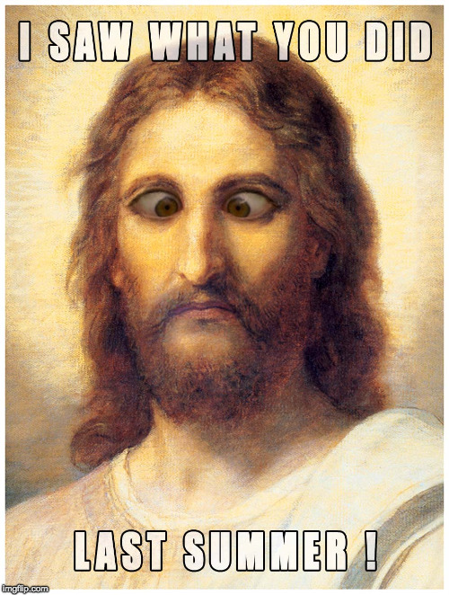 image tagged in memes,jesus,cross-eyed | made w/ Imgflip meme maker