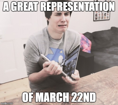 same |  A GREAT REPRESENTATION; OF MARCH 22ND | image tagged in mychemicalromance,march 22nd,danisnotonfire | made w/ Imgflip meme maker