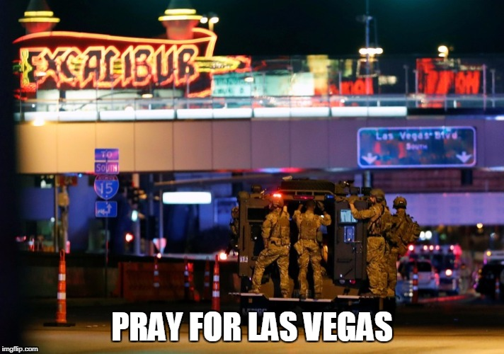 Let's set aside our differences and stand united to mourn the ones we lost | PRAY FOR LAS VEGAS | image tagged in las vegas,trhtimmy | made w/ Imgflip meme maker