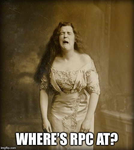 WHERE'S RPC AT? | made w/ Imgflip meme maker