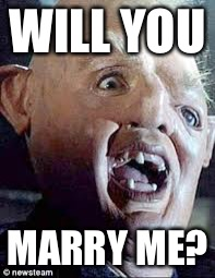 WILL YOU MARRY ME? | made w/ Imgflip meme maker