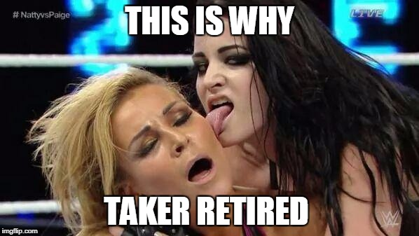 WWE 9.99 | THIS IS WHY TAKER RETIRED | image tagged in wwe 999 | made w/ Imgflip meme maker