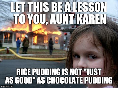 "Now your house is ""just as good as gone""! 
