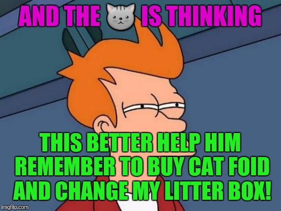 Futurama Fry Meme | AND THE  | image tagged in memes,futurama fry | made w/ Imgflip meme maker