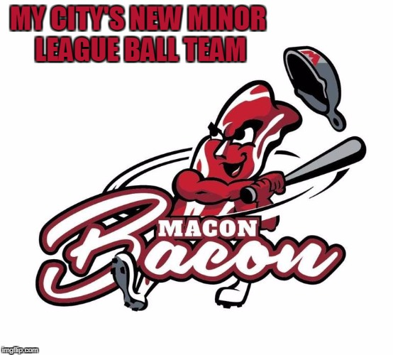 MY CITY'S NEW MINOR LEAGUE BALL TEAM | made w/ Imgflip meme maker
