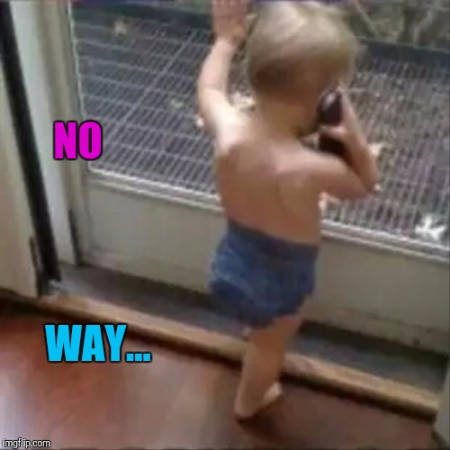 NO WAY... | made w/ Imgflip meme maker