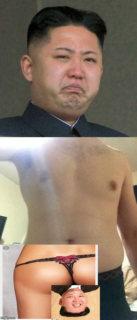Kim Jong Thong | image tagged in memes,kim jong un,picasso,selfie | made w/ Imgflip meme maker