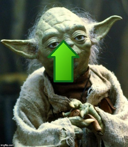 Star Wars Yoda Meme | image tagged in memes,star wars yoda | made w/ Imgflip meme maker