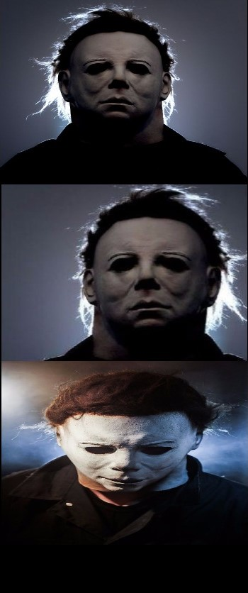 Bad Joke Michael Myers  Blank Meme Template